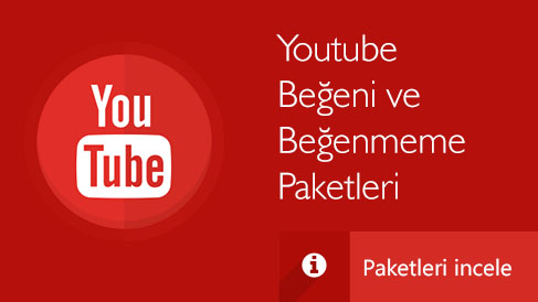 Youtube Video Beğeni